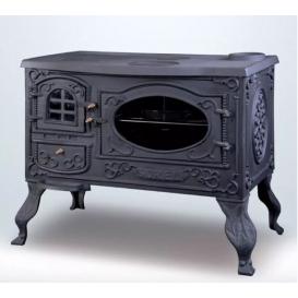 Sürel Dekoratif Döküm Kuzine Siyah 5020