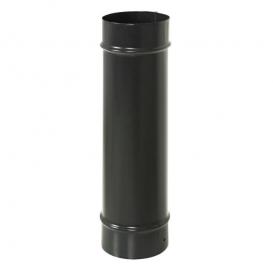 Siyah Soba Borusu 25 cmlik