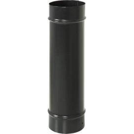 Siyah Soba Borusu 33 cmlik